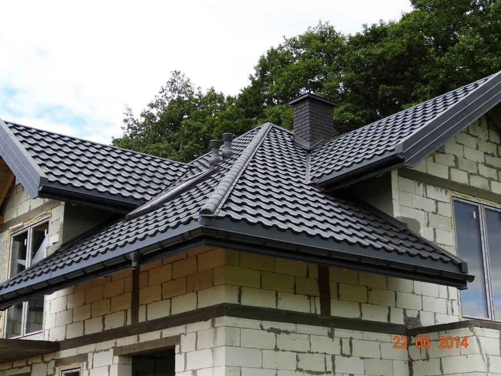 Dach przygotowany do położenia