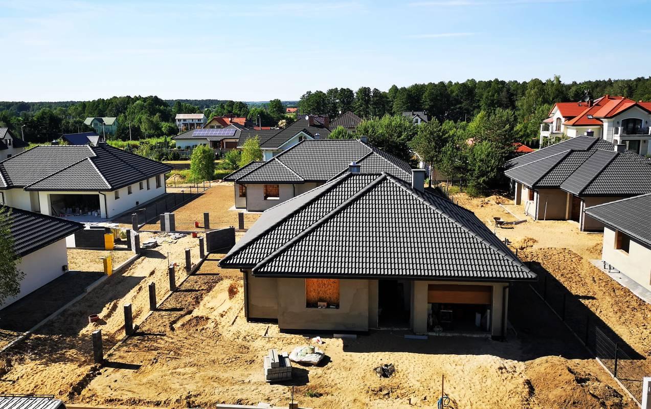 Realizacja dachów w domach