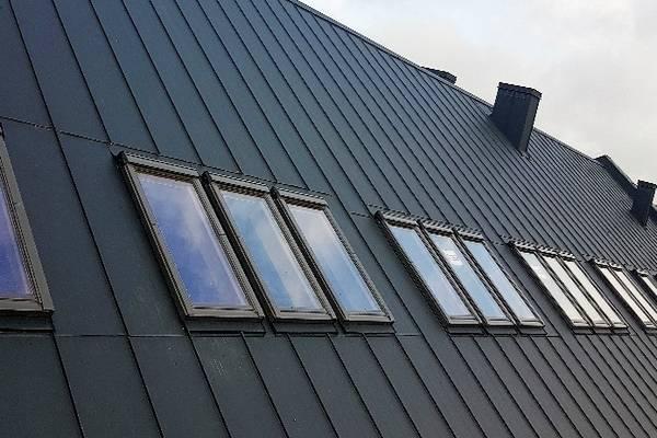 Okna dachowa po montażu
